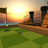 Halloween Mini Golf Games 3D