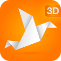 How to Make Origami - Animated icon