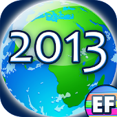 World Map 2013
