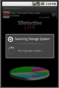 SDetectiveLite File Manager - screenshot thumbnail