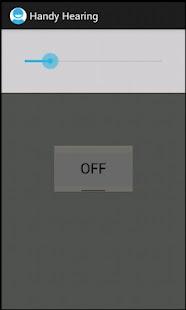 Handy Hearing - screenshot thumbnail