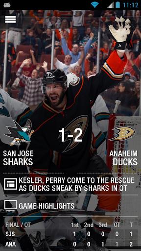 Anaheim Ducks Official App