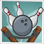 Slingpin - slingshot bowling
