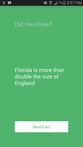 Fun Facts - The More You Know