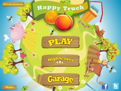 Happy Truck- screenshot thumbnail