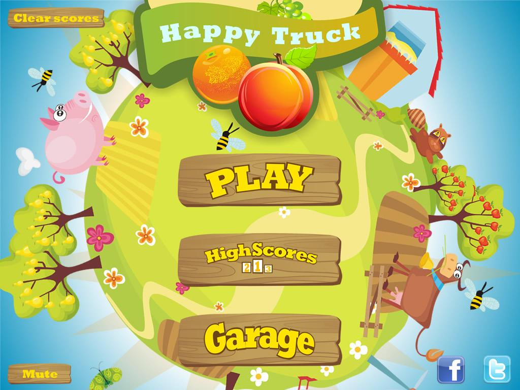Happy Truck - screenshot