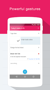 Listure : Task,To-Do,CheckList Screenshot