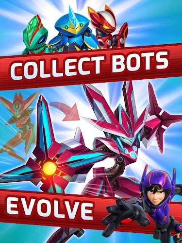 Big Hero 6: Bot Fight Mod v2.6.7 APK - screenshot
