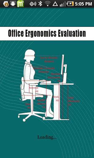 Office Ergonomics Evaluation