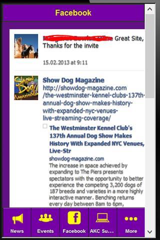 教育必備APP下載|Dog Show Friend 2013 好玩app不花錢|綠色工廠好玩App