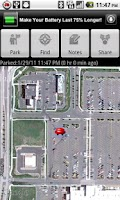 Screenshot of Car Compass