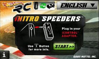 Screenshot of iNITRO SPEEDERS™