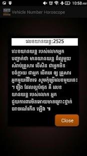Lastest Khmer All Horoscopes APK