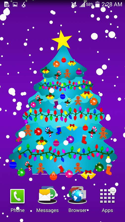 rbol de navidad de colores   aplicaciones de android en google play