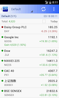 Screenshot of Smart Stock - Stocks Quotes