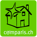 Property Switzerland, Flat icon
