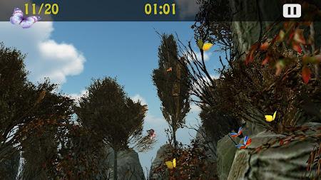 Butterflies Catch Craze 3D 1.0 screenshot 6196