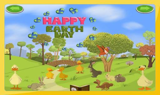 【免費書籍App】Earth Day: Kids Seasons Story-APP點子
