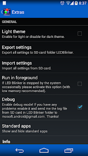 LED Blinker Notifications Pro 6.6.2 build 283 [Pro Unlocked] MOD Apk 7