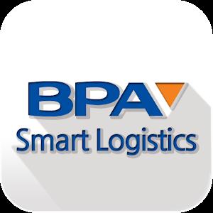 BPA-NET SmartLogistics(부산항만공사) 아이콘