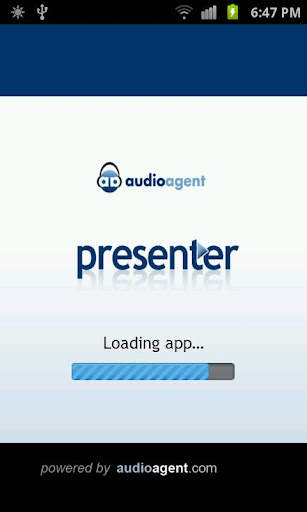 AudioAgent Presenter