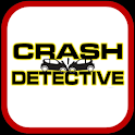Crash Detective Accident App logo