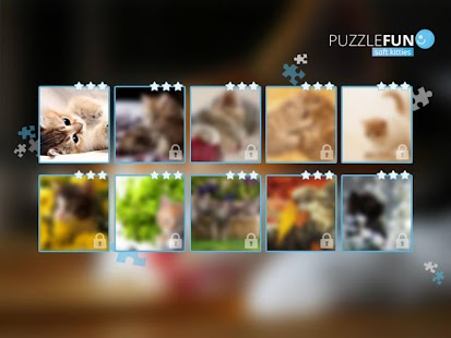 PuzzleFUN Soft Kitties - screenshot thumbnail