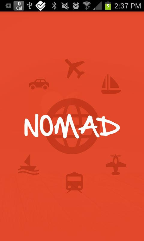 Nomad - Weekend Getaway- screenshot