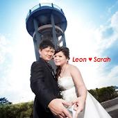 Leon ♥ Sarah