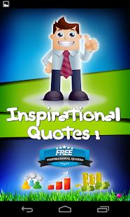 Inspirational Quotes - screenshot thumbnail
