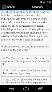Choice of Robots v1.0.1