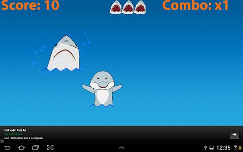 玩街機App|Angry Sharks免費|APP試玩