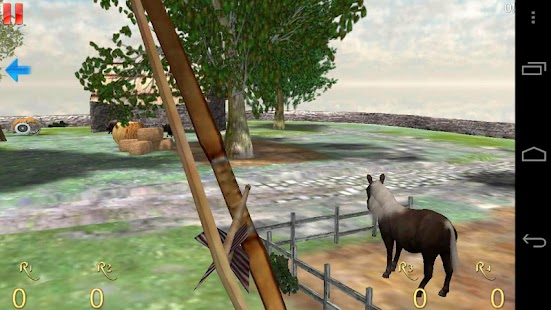 Longbow - Archery 3D Lite - screenshot thumbnail