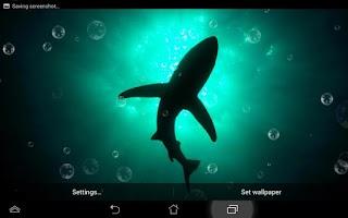Screenshot of Under the Sea Live Wallpaper