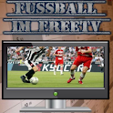 Fussball im FreeTV icon