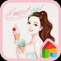 스위트걸 아이스크림 도돌런처 테마 icon