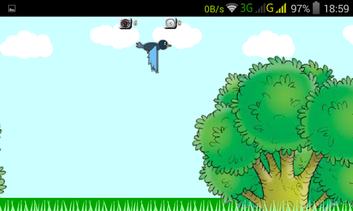 Опасный полёт