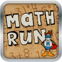 Math Run logo