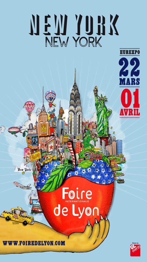 Foire de lyon 2013 android apps on google play - Foire internationale lyon ...