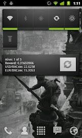 Miner's Widget Screenshot 1