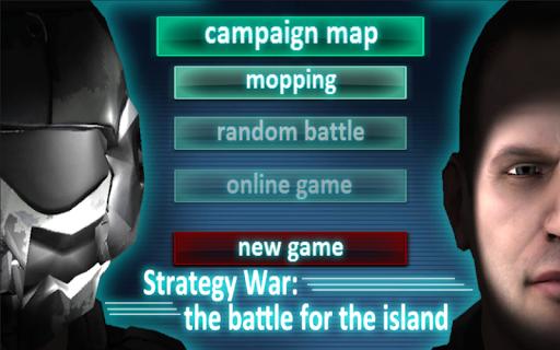 Strategy War: island