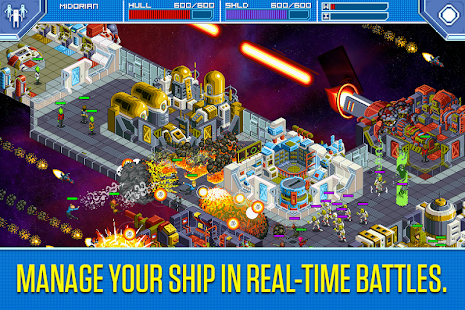 Star Command Screenshot 4