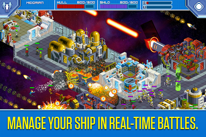 Star Command Android 4