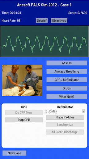 【免費醫療App】PALS Sim 2012-APP點子