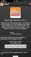 Screenshot of Super Radyo Kalibo 92.9 Mhz