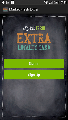 Market Fresh Extra