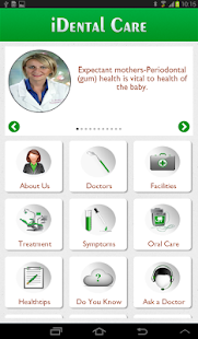 iDental Care App- screenshot thumbnail