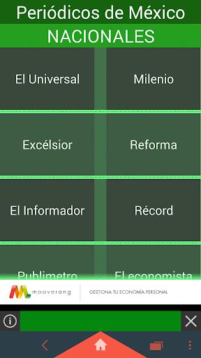 Periódicos de Mexico