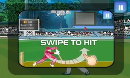 Crazy Cricket- screenshot thumbnail