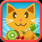 QCat - da criança jogo: frutas icon